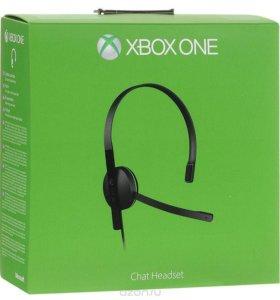 Геймпад, Гарнитура Xbox One S