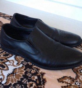 Ботинки р38 натуральная кожа