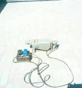 Электро рубанок 220в