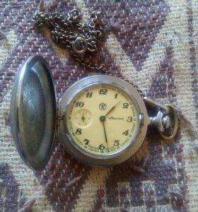 Часы Молния сделано в СССР