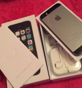 IPhone 5s 16Gb в идеальном состоянии !