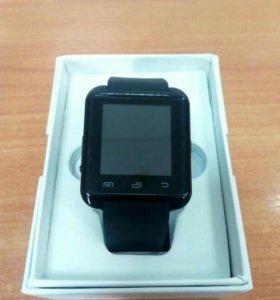 Умные Часы Smart Watch чёрные