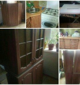 Продаются кухонная мебель