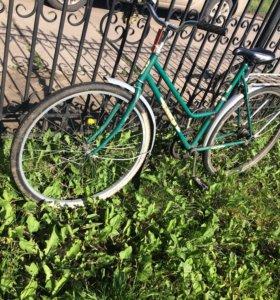 Продам велосипед рабочий