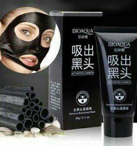 Черная маска-пленка Bioaqua