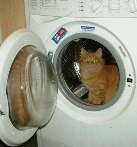 Подключение стиральных машин!