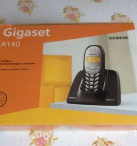 Продаю беспроводной телефон Gigaset А 140, Siemens