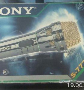 Микрофон Sony S-777