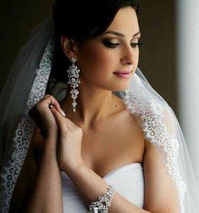 Аксессуары невесты новые