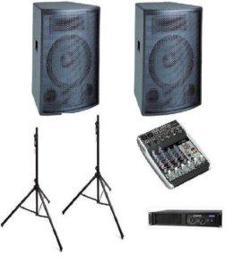 Звуковое оборудование колонки