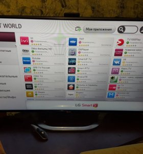 Телевизор смарт тв lg