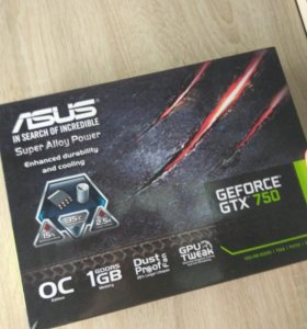 Asus GTX 750