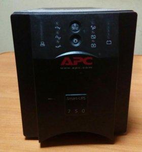 Apc smart-ups 750 ибп