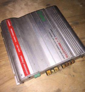 Усилитель 2х канальный Witec WPA 1275