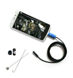 USB Эндоскоп(камера) для Android и ПК 3,5м