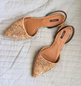 Туфли/босоножки. Mango