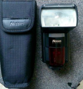 Вспышка для Canon Nissin 866 Di