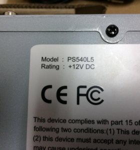 ТВ приставка интернет телевидения PS540L5