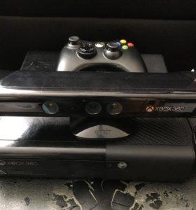 XBOX 360 E +Kinect