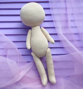 Заготовка для куклы