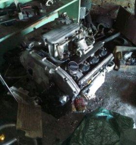 Мотор цефиро vq20e