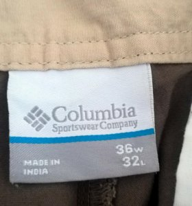 Брюки фирменные Columbia на 50-52