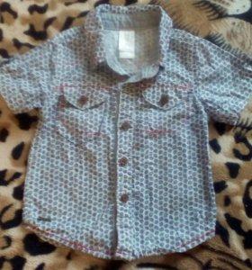 Рубашка для малыша.
