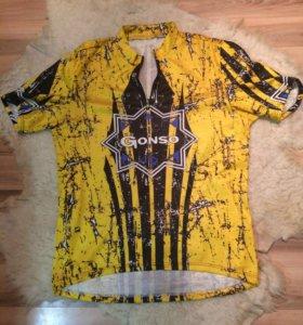 Джерси велосипедное (футболка) Gonso