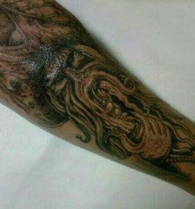 Тату tattoo