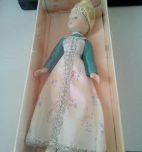 Кукла в народном костюме 6 псковской свадебный