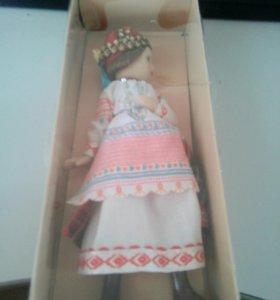 Куклы наролных костюмах 21 калужская праздничный