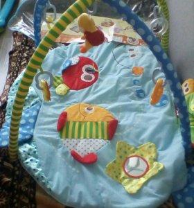 Игровой коврик для малышей