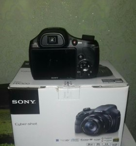 SONY DSC-HX 300