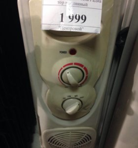 Маслен.радиатор cameron