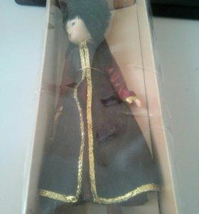Куклы народных костюмах 7 калмыцкий праздничный