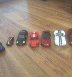 игрушечные машинки