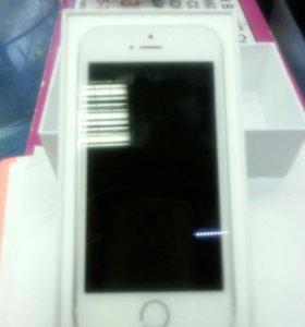 телефон ipnone 5s 16 gb
