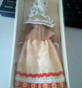 Куклы народных костюмах 5 архангельской зимний