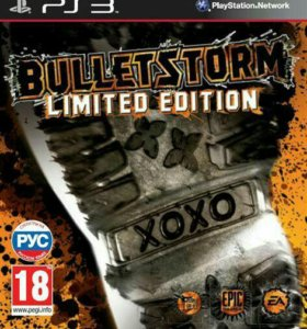 Bulletstorm для Sony Playstation 3 (PS3)