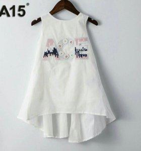 Платье новое, рост130