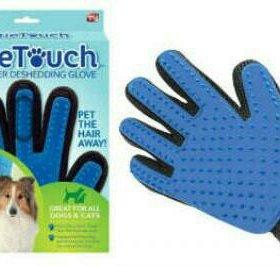 Перчатка для домашних животных «True Touch»