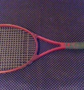 Теннисная ракетка б/у