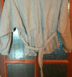 Блузка - рубашка р. 50-52