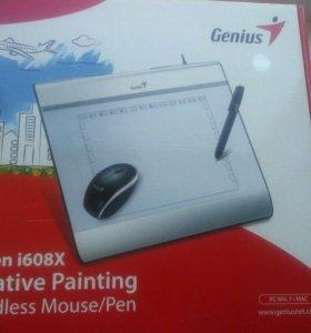 Графический планшет Genius i608x