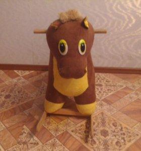 Продам качалку-лошадку