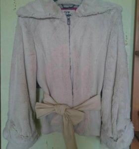 Куртка из искуственного меха LTB