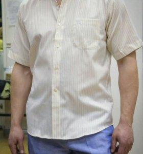 Новая рубашка Burberry р.40