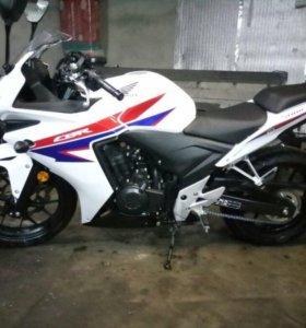 Honda CBR 500 R 2013 ABS