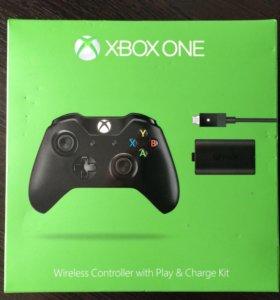 Gamepad Xbox one для пк + ресивер