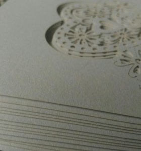 Приглашения на свадьбу, рассадочные карточки